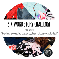"Six-Word Story Challenge - ""Tourist"""