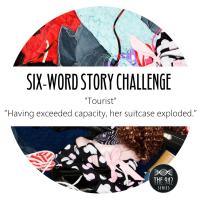 "Six-Word Story Challenge - ""Tourist"""