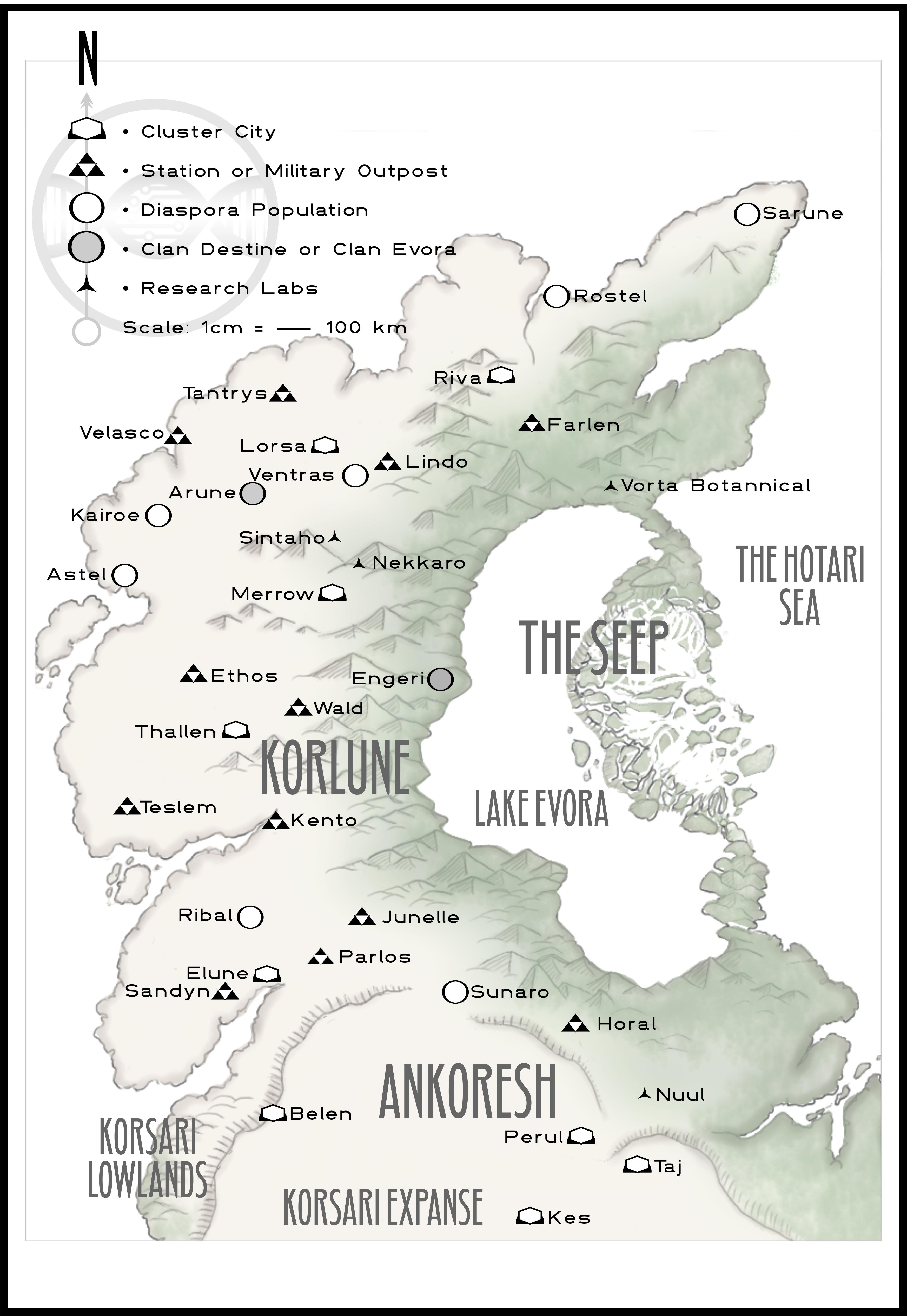 World Atlas & Maps – J  I  Rogers – Author