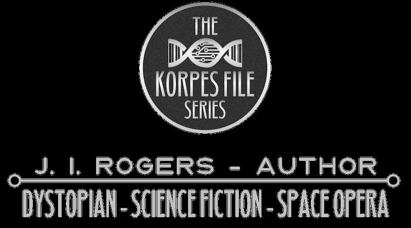 J. I. Rogers – Author