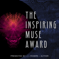 The Inspiring Muse Award - Apr 2019
