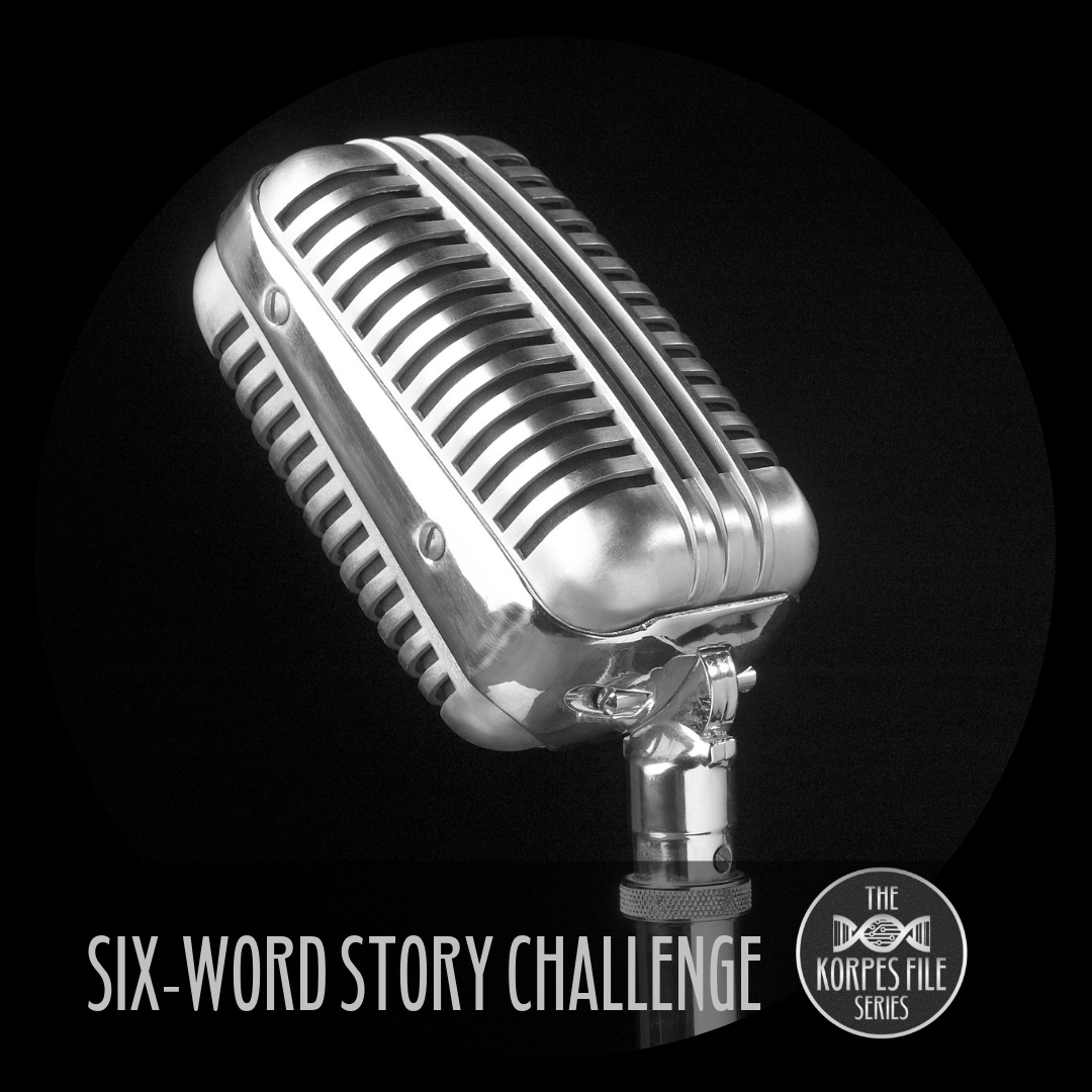 "Six-Word Story Challenge – ""Anxiety"""
